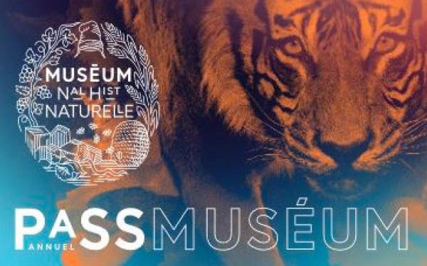 Pass annuel Muséum